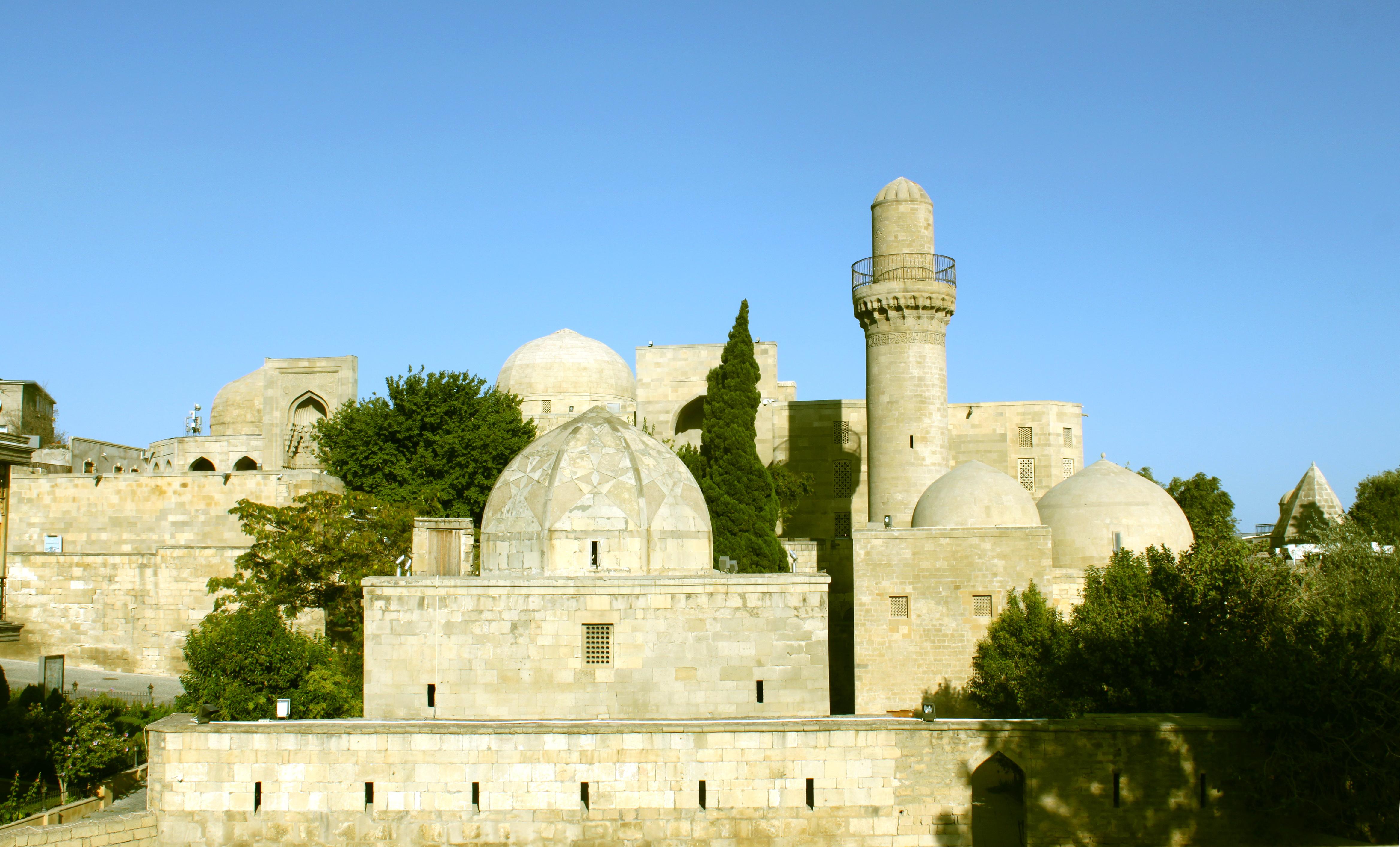 Ханский дворец в Баку