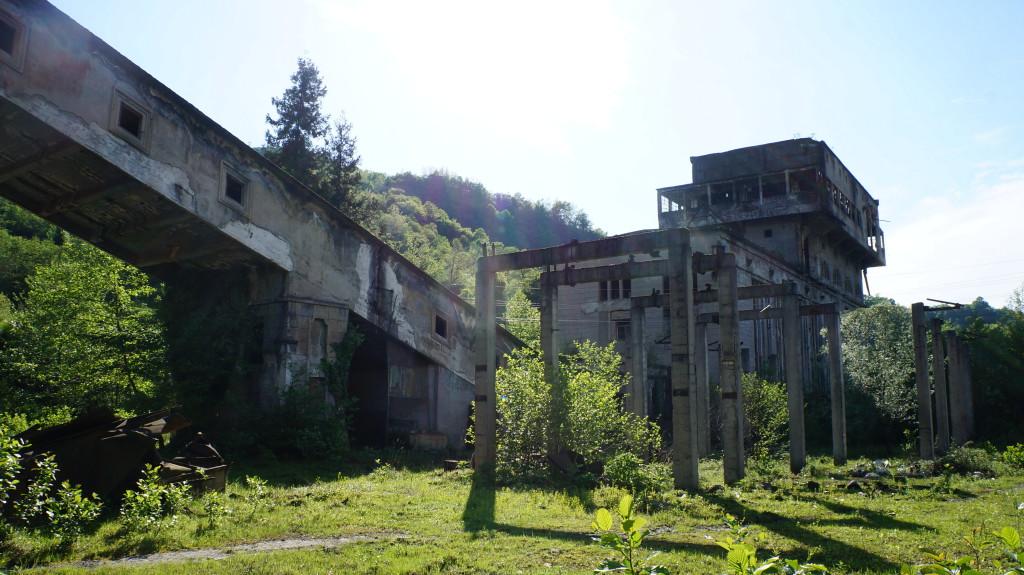 Ткуарчальская ГРЭС Абхазии