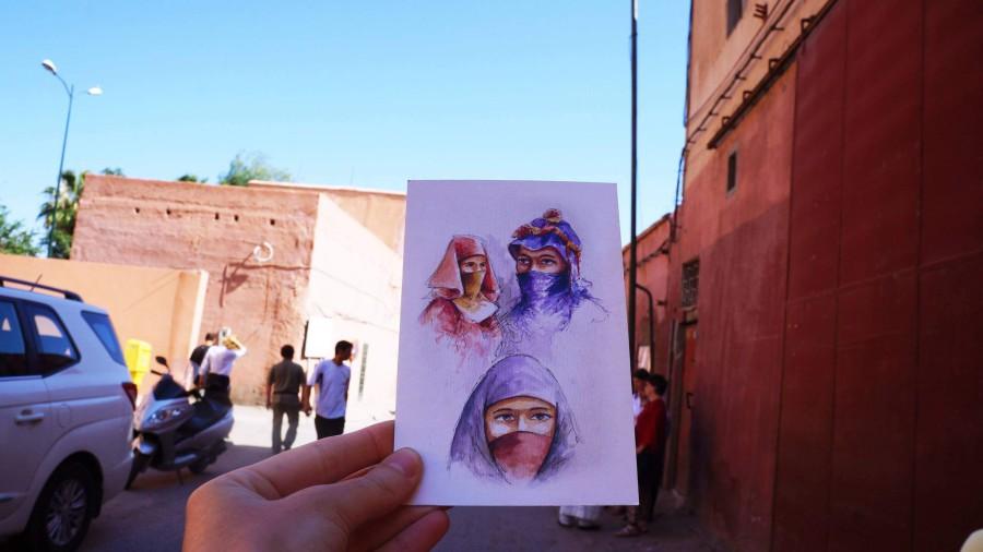 Есть ли опасности в Марокко