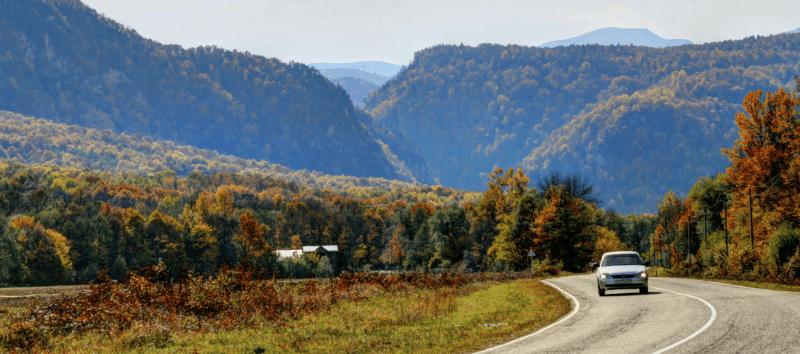 отдых на выходных в Краснодарском крае