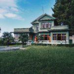 Сталинские дачи в Абхазии — на Холодной речке, на озере Рица и в Мюссере