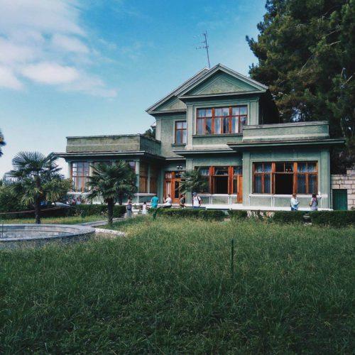 Дача Сталина Абхазия - как добраться