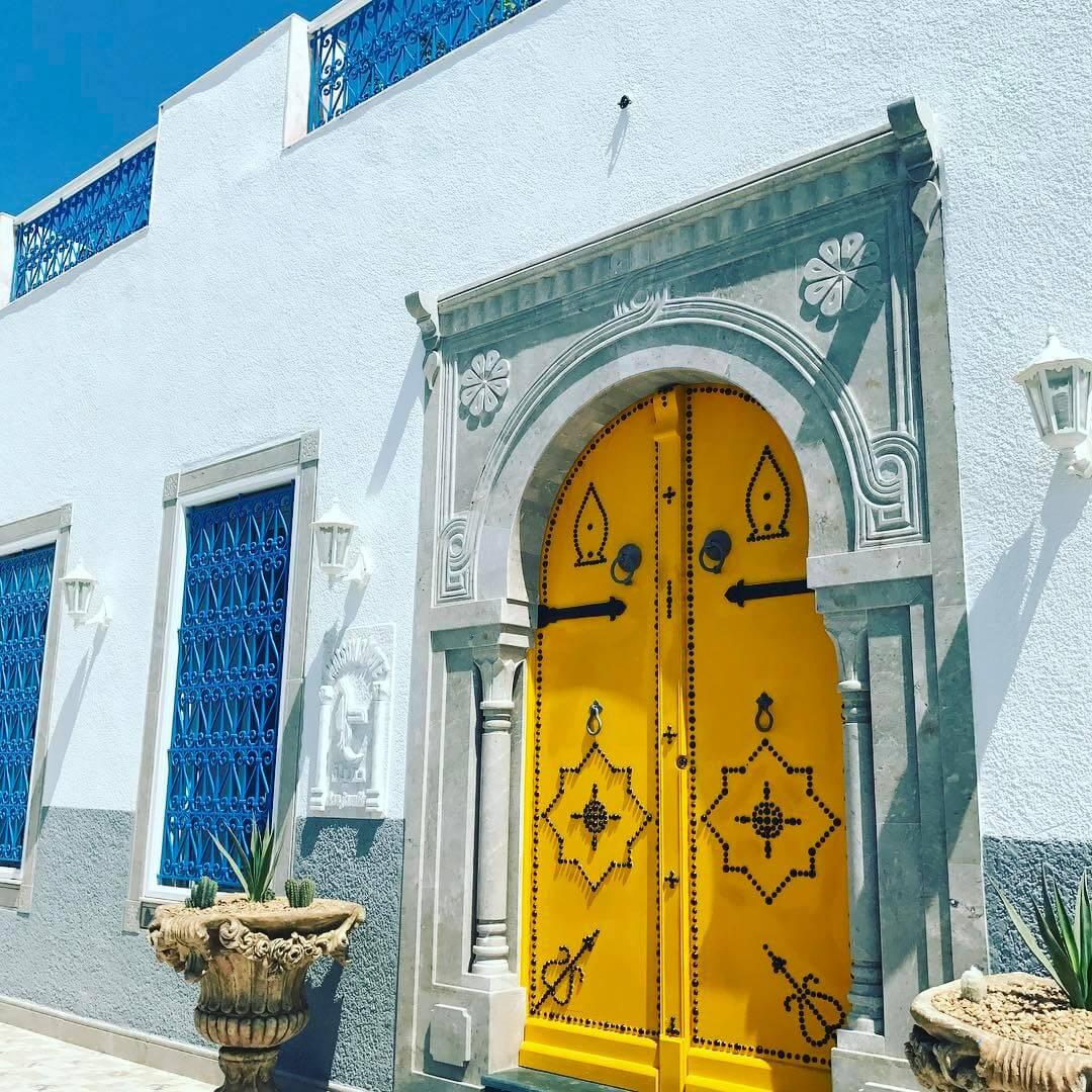 Махбия Тунис - MAHDIA'S OLD TOWN