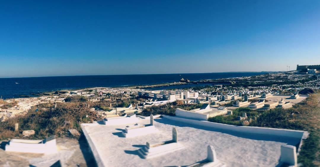 КЛАДБИЩЕ Махдия в Тунисе