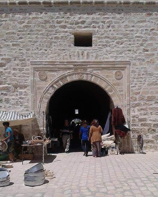 ЧЕРНЫЕ ВРАТА СКИФА-ЭЛЬ-КАРЛА Тунис