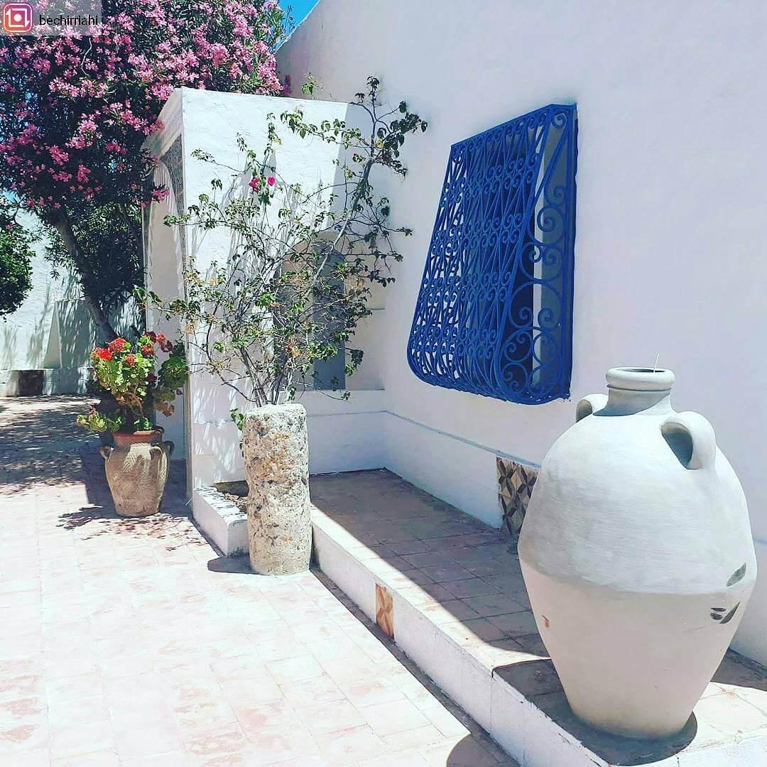 Махдия Тунис - улицы