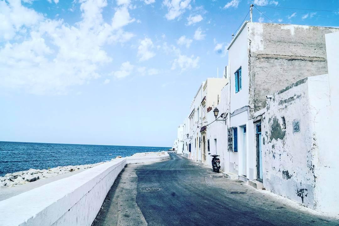 Махдия Тунис - описание курорта