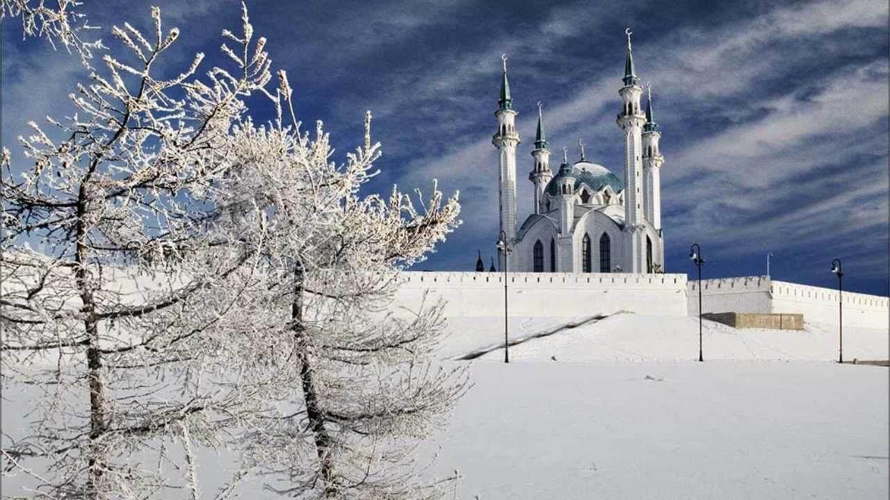 Поездка на зимние каникулы в Казань