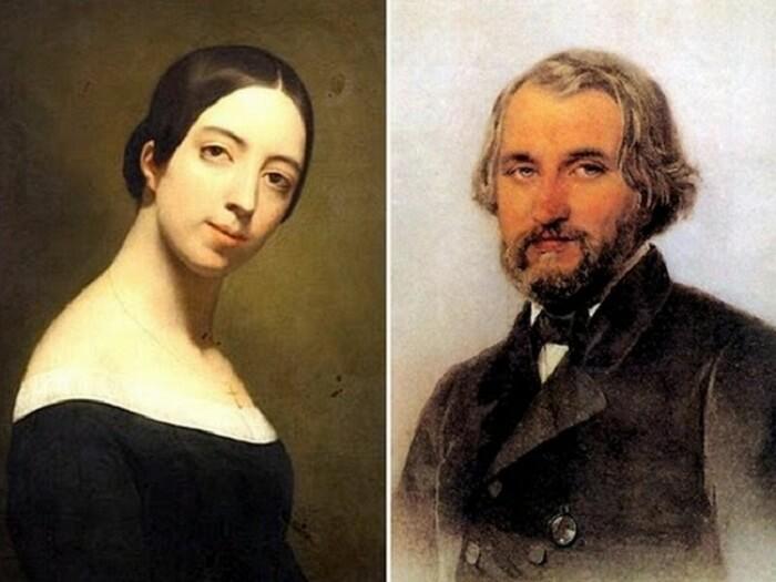 Тургенев и Виардо: история любви