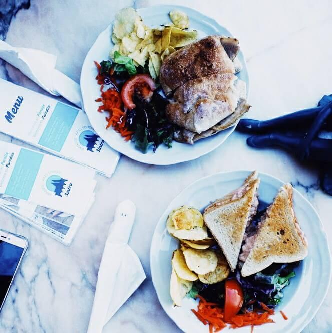 Где поесть в Синтре