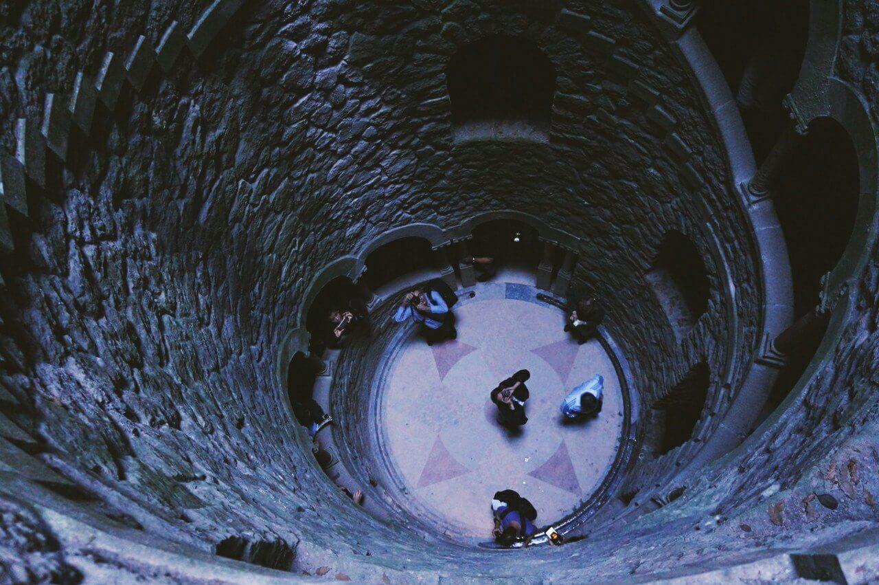 Кинта да Регалейра - колодцец