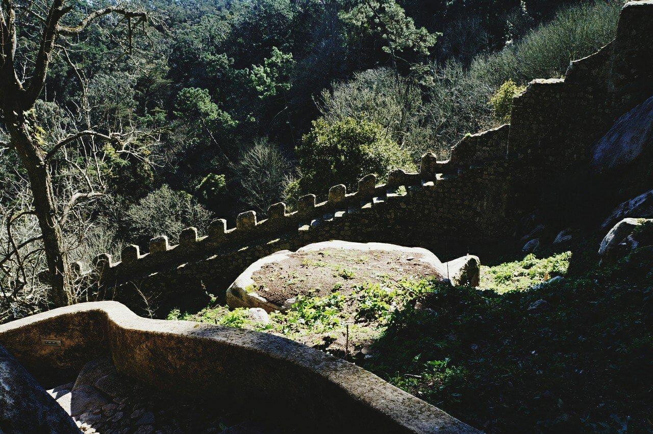Замок Мавров (Castelo dos Mouros) - цена за вход