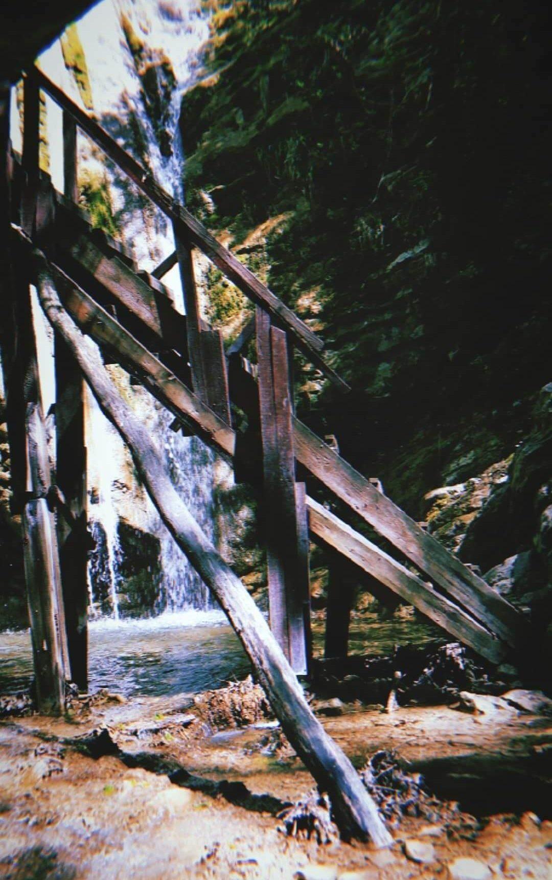 Как дойти до Гебиусских водопадов (маршрут)