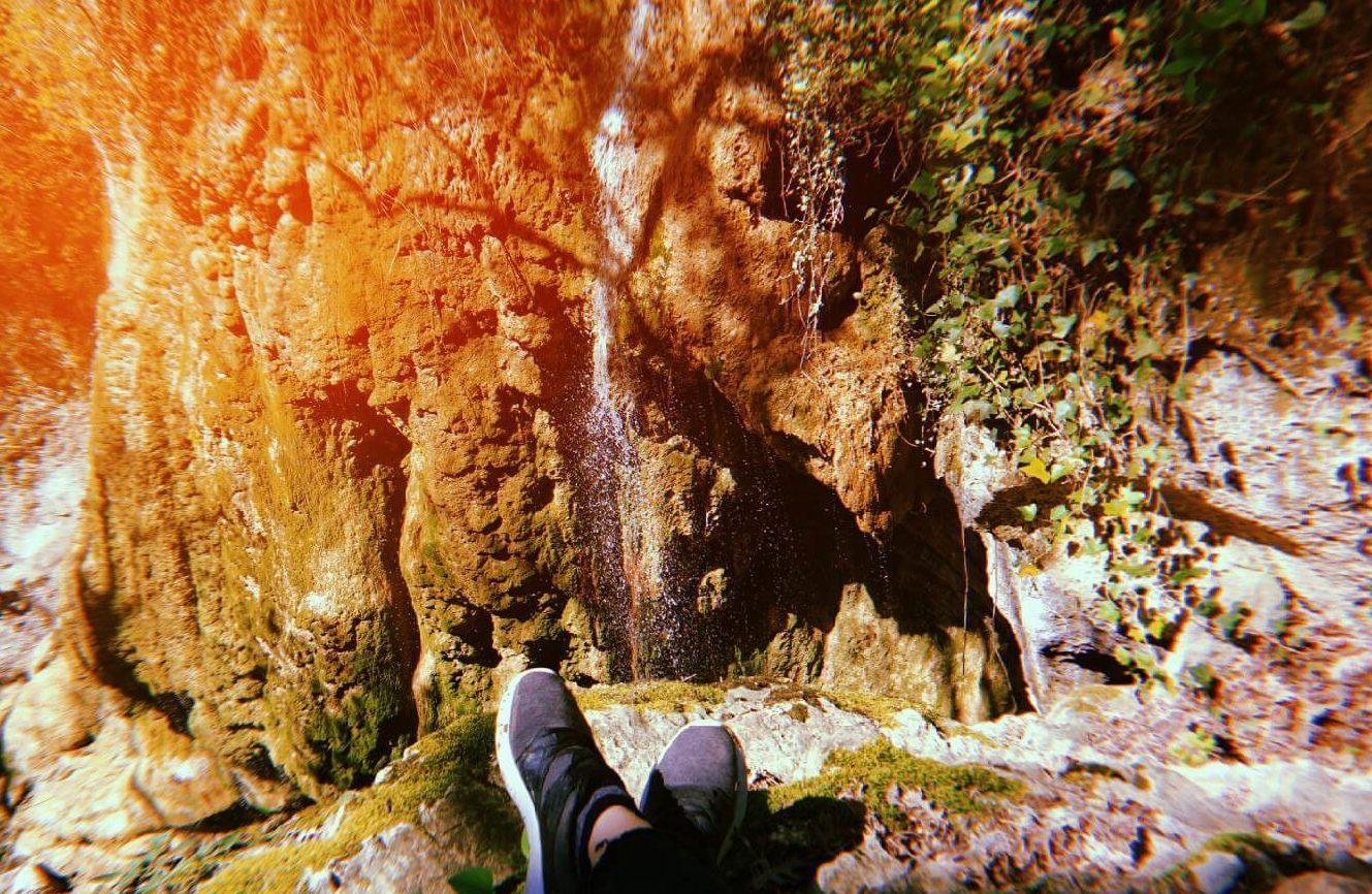 Бигиусские водопады - как добраться