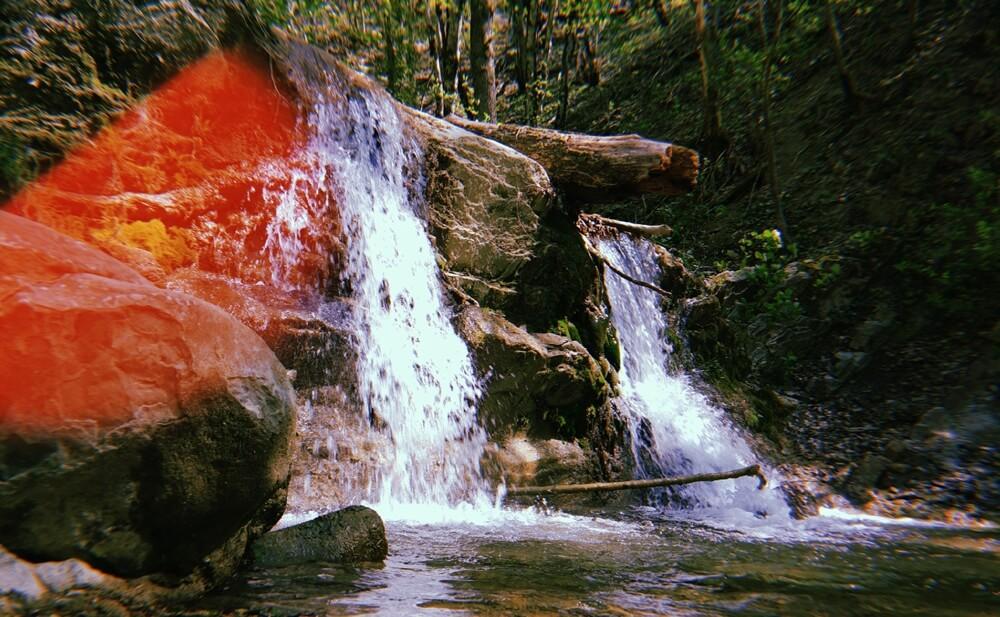 Гебиусские (Тешебские) водопады - названия