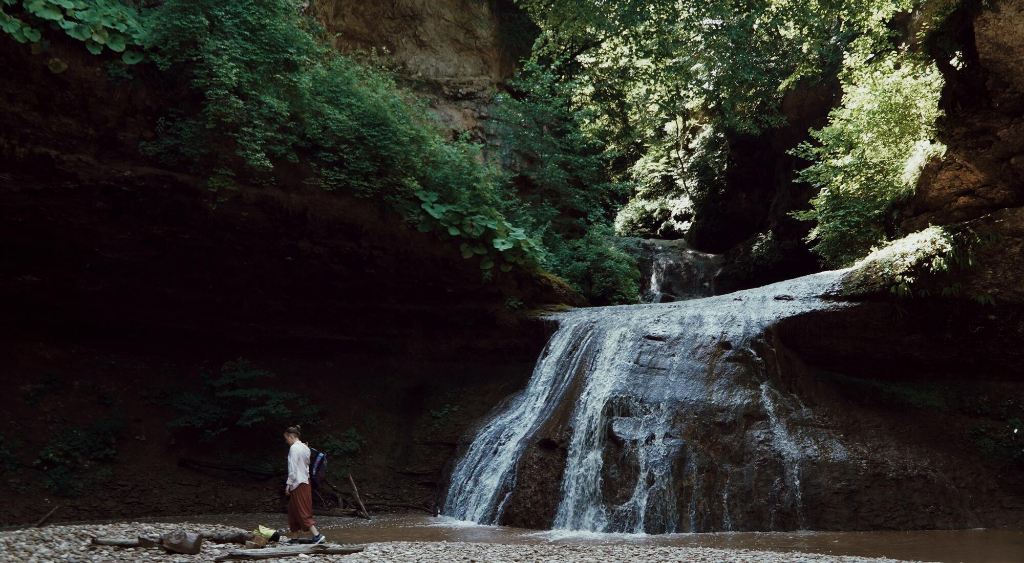 Водопады Руфабго - поход