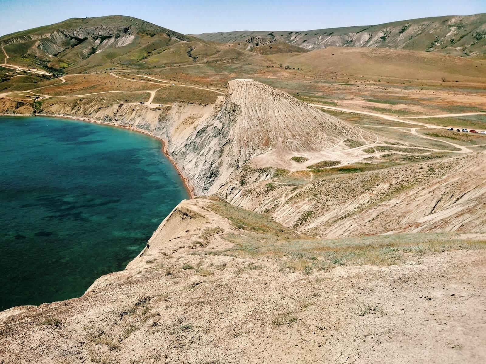 Красиво фото мыса Хамелеон (Крым)
