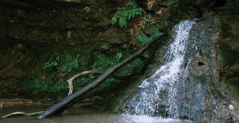 Водопады Бачурина