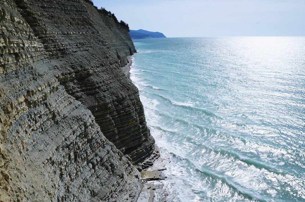 Пляж Сосновка Геленджик