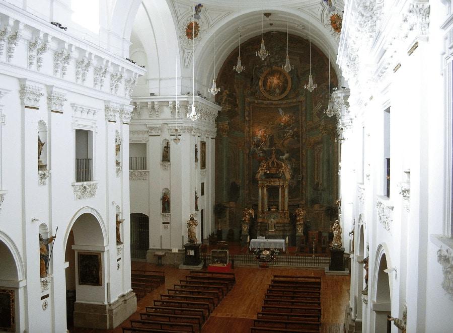 Церковь Сан Ильдефонсо в Толедо
