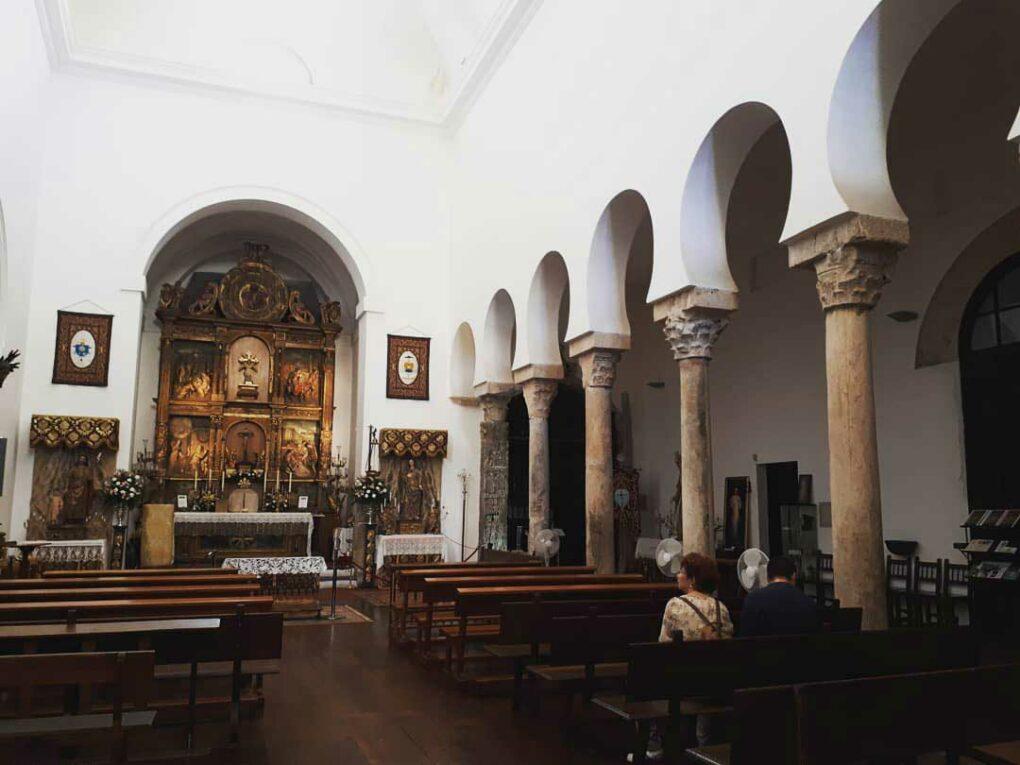 Iglesia del Salvador в Толедо: время работы