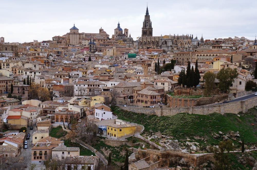 Сеговия или Толедо: где лучше