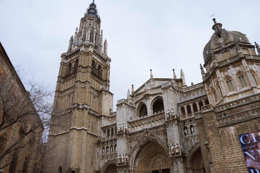 Кафедральный собор в Толедо: где находится