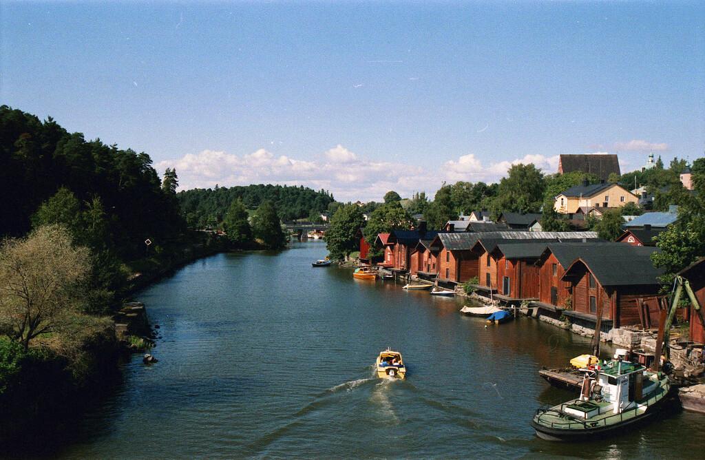 The River Porvoo