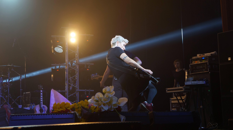 Концерт Дианы Арбениной и Ночных снайперов в Краснодаре