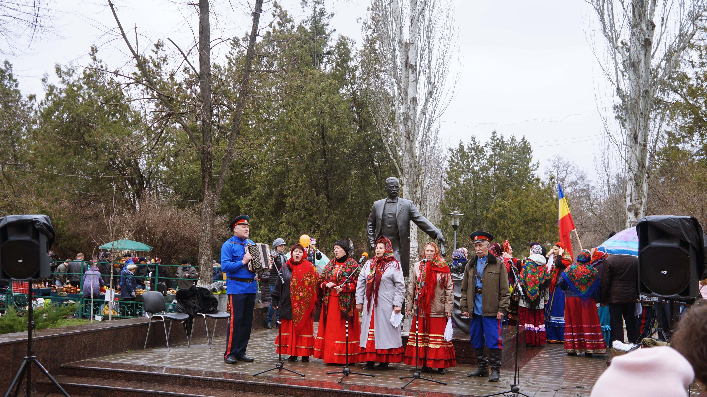 Масленица в Ростове-на-Дону
