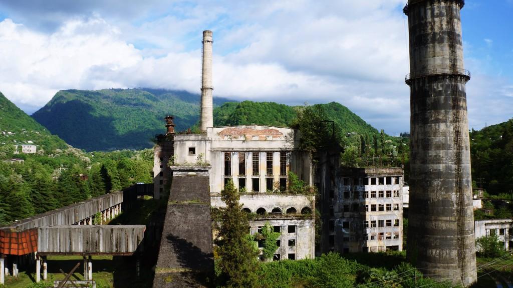 Ткварчели Абхазия