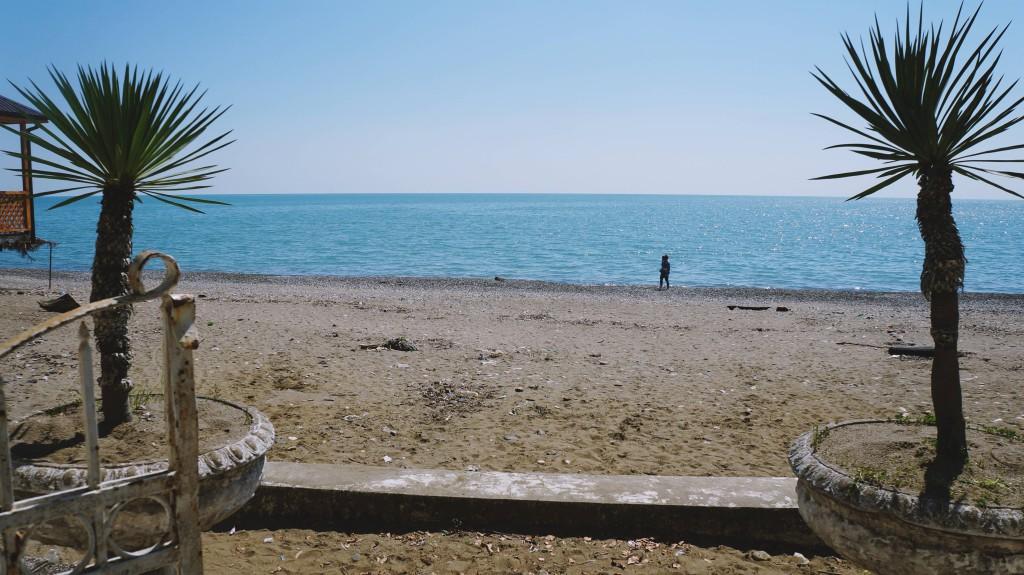 Пляж Санаторий МВО