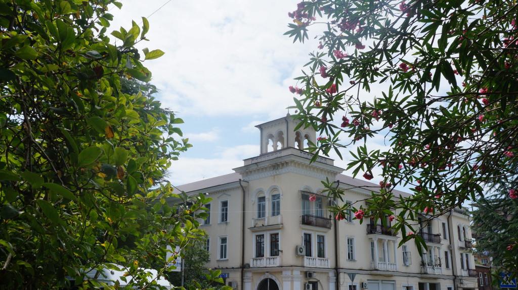 архитектура Сухума