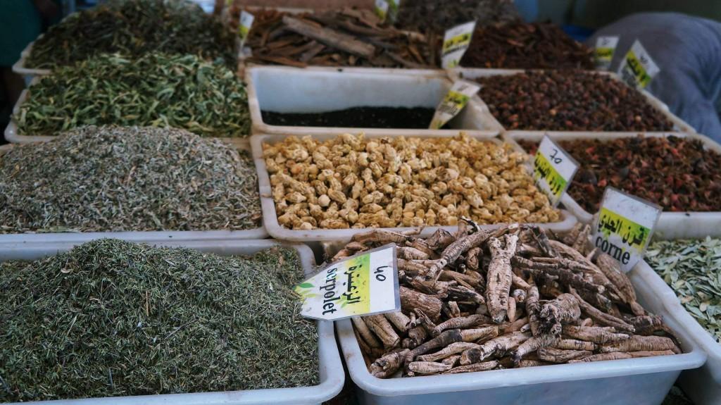 Рынок в Агадире, Марокко