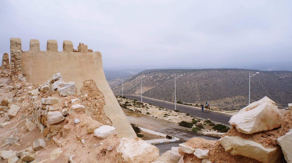 Касба, марокко