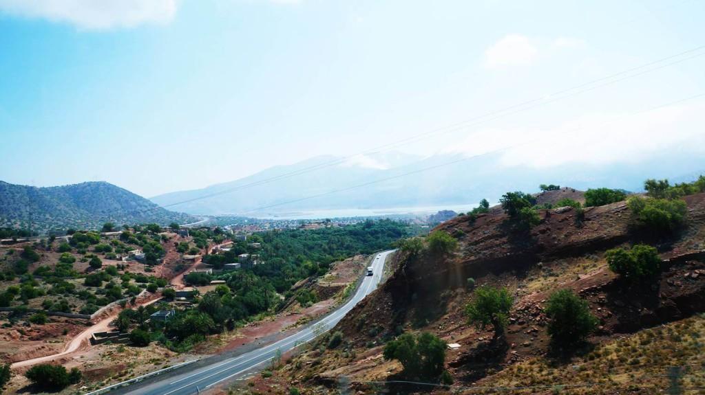 Как добраться от Агадира до Марракеша