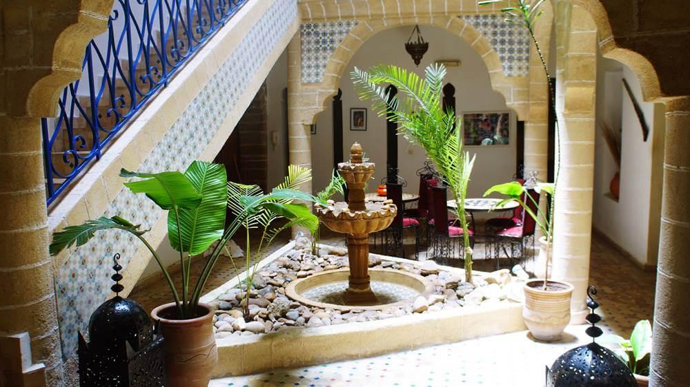 Отзыв об отеле Riad Jemalhi Mogador
