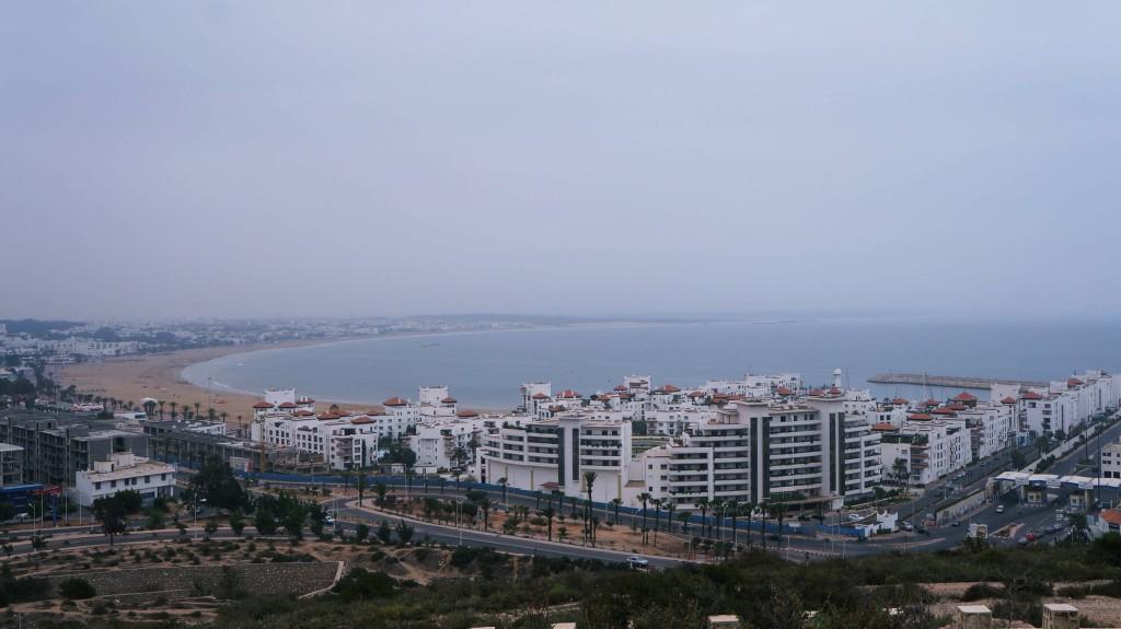 Острожность в марокко