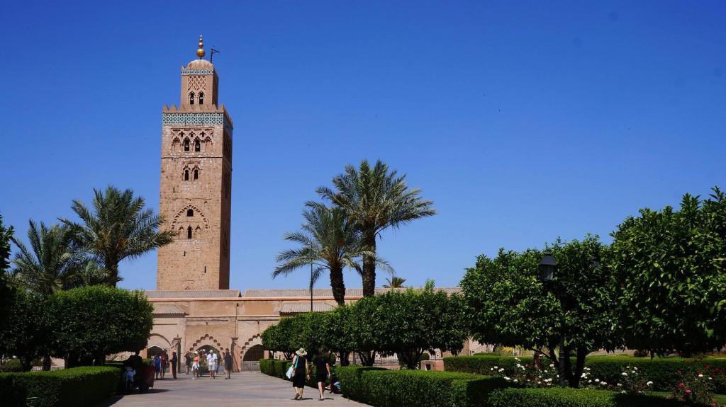 Правила поведения в марокко