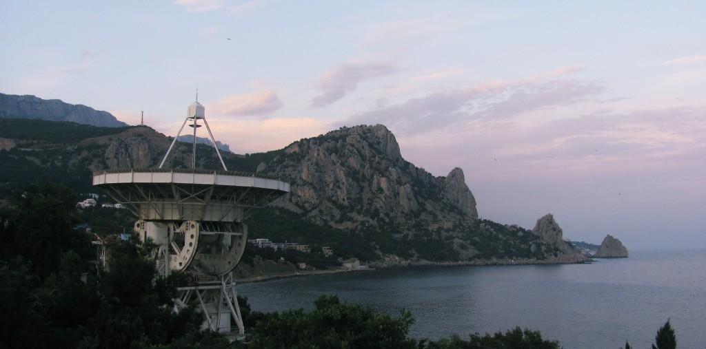 Отдых в Симеизе - обсерватория
