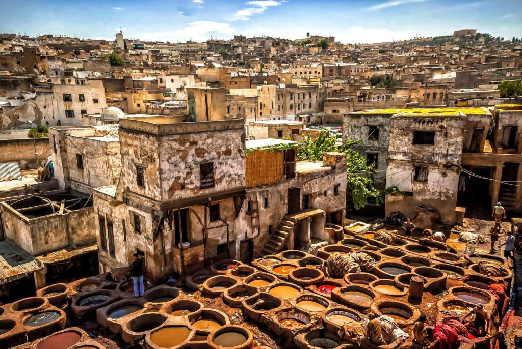 Опасность Марокко