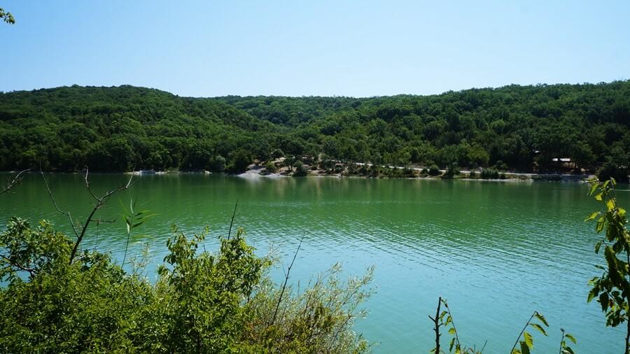 Кипарисовое озеро - как доехать