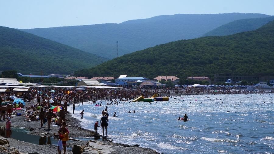 Пляж Сукко 2016