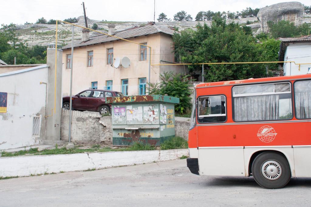 Как доехать до Бахчисарая на автобусе