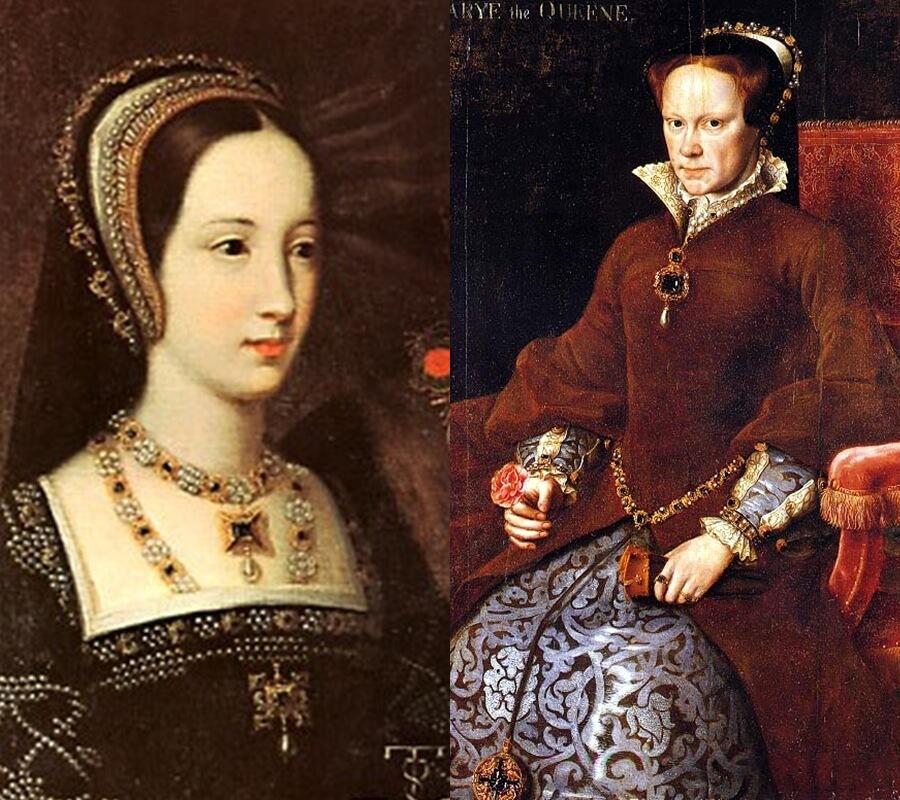 женщины-убийцы - Кровавая Мэри