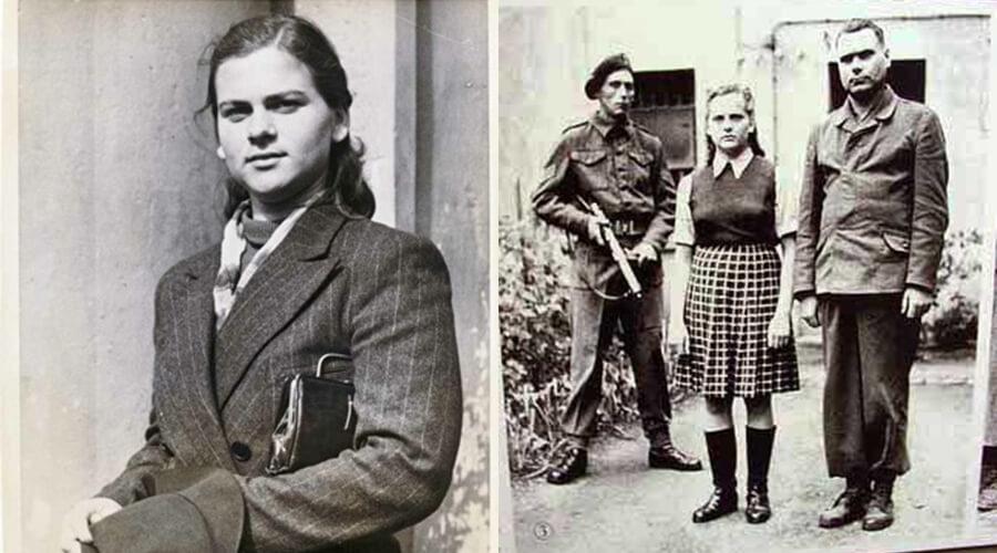 женщины-убийцы - Ирма Гезе
