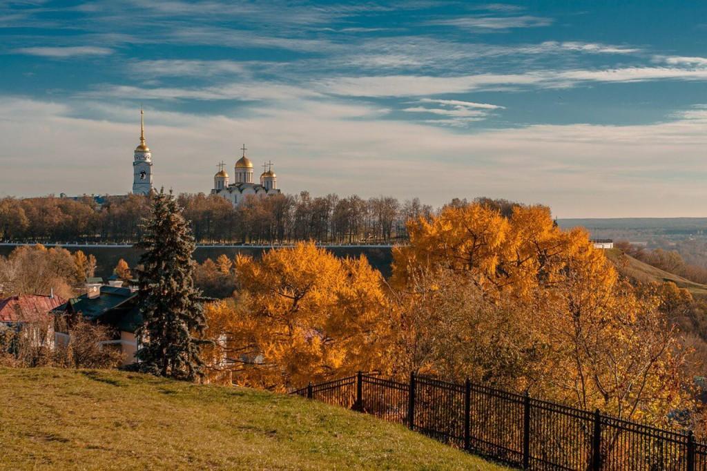 куда поехать осенью в России - Владимир