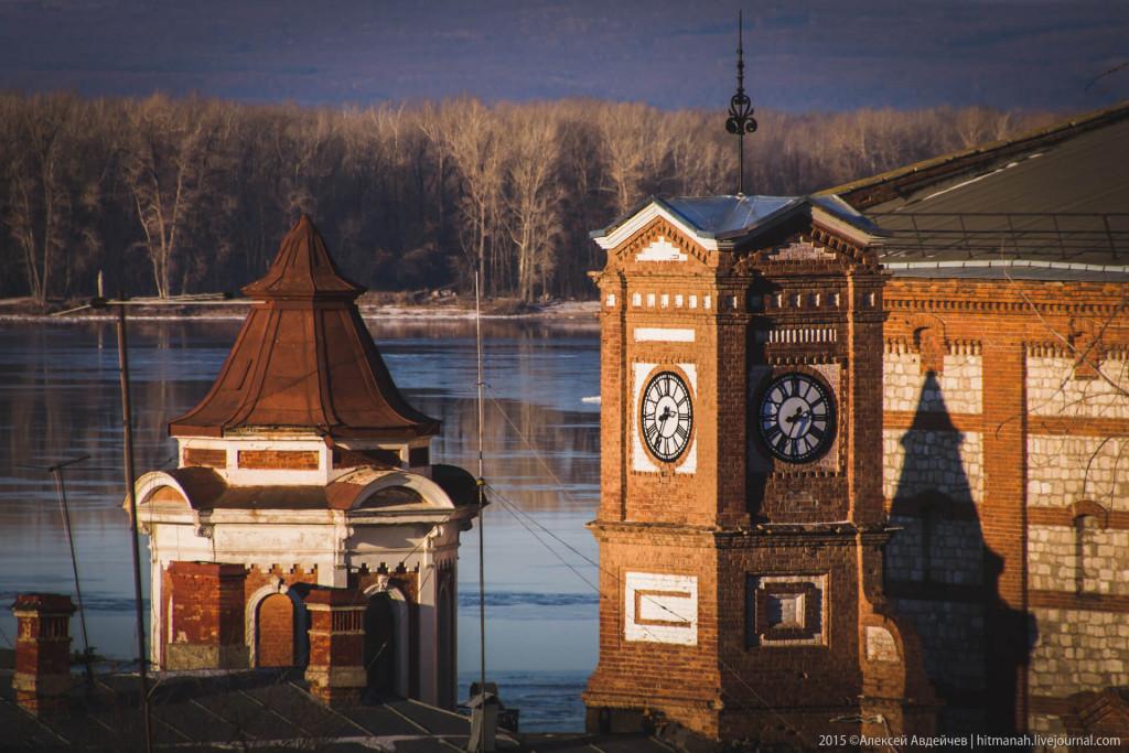 куда поехать осенью в России - Самара