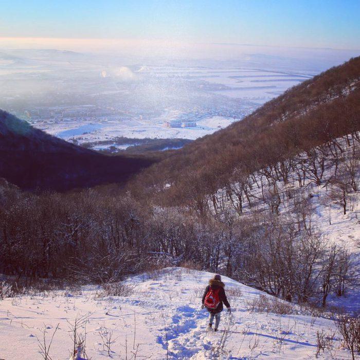 Что посмотреть в России - гора Бештау