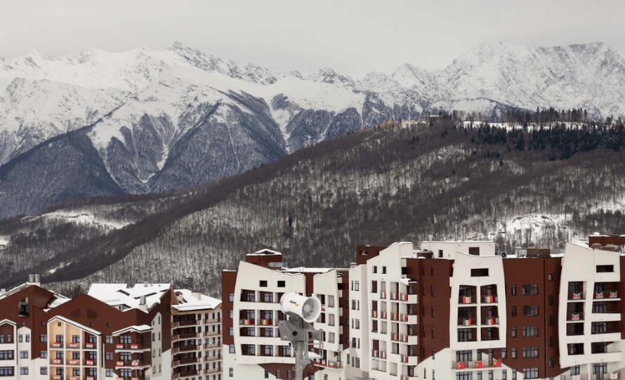 Как добраться до Красной поляны - цены на жилье